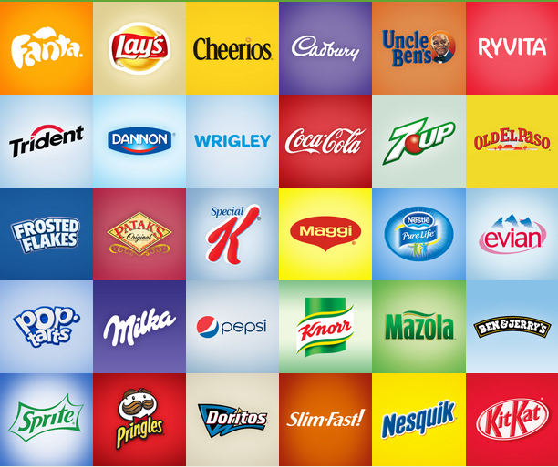 List Of Food Brands