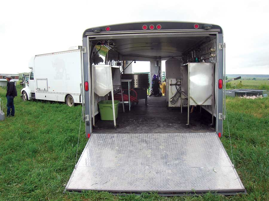 Mobile Abattoirs Lessons From Quebec Sustain Ontario