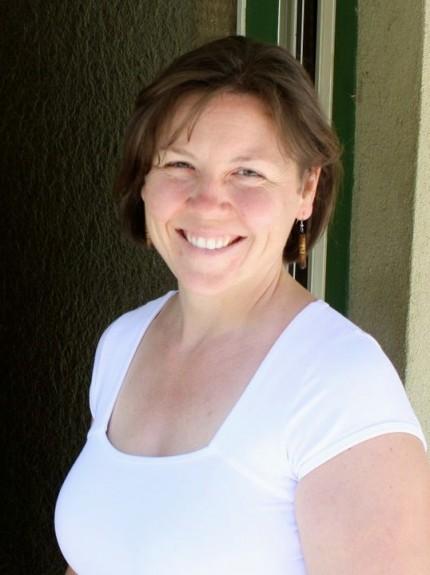Jenn Pfenning of Pfenning's Organic Farm. Photo: Pfenning Organic Farm.
