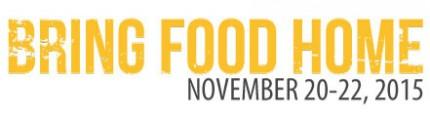 Bring Food Home 2015