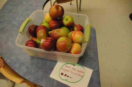 Sort the Apples