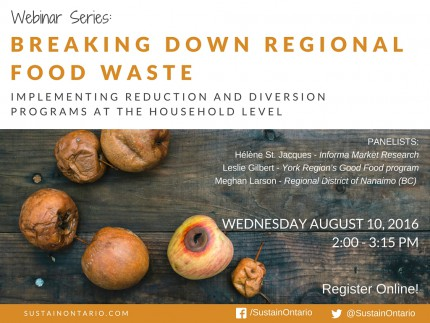 FoodWaste_Webinar1_Poster_links