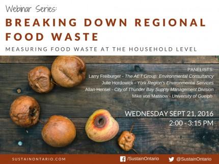 Food Waste Webinar 2