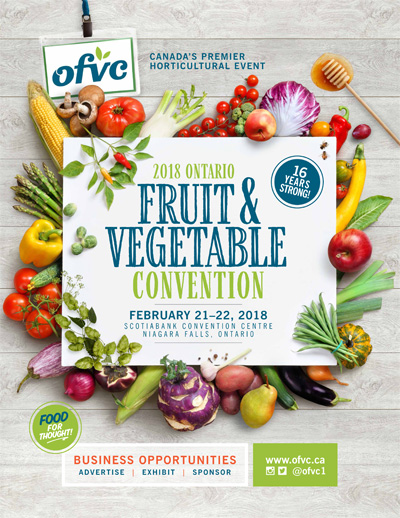 The Ontario Fruit and Vegetable Convention! | Sustain Ontario