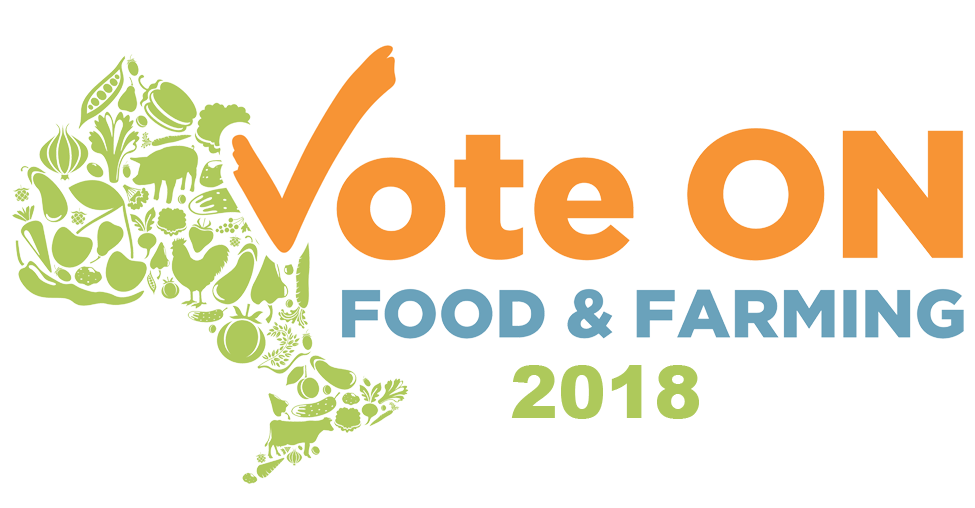 Vote on Food Logo