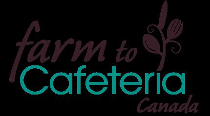 farm to cafeteria canada logo