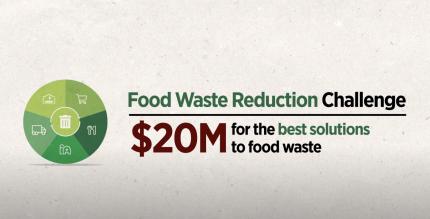 AAFC's food waste reduction challenge