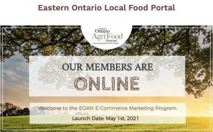 Eastern Ontario Local Food Portal