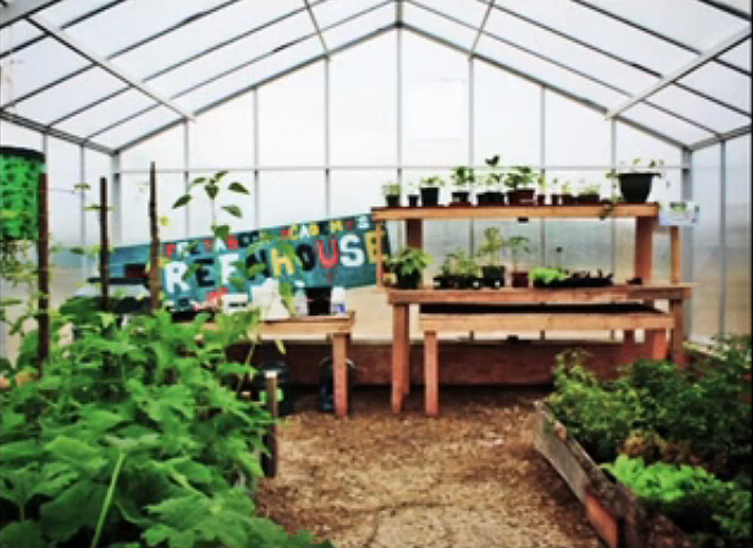 NAN get growing greenhouse