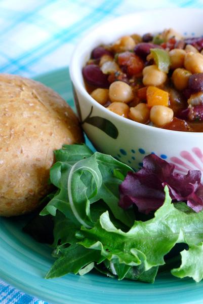 Real Food for Real Kids' delicious Chili Chili Bang Bang. Credit: Sandy Nichols.