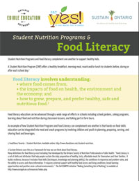 Food Literacy - Thumbnail